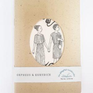 Σημειωματάριο Orpheus & Eurydice