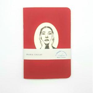 Σημειωματάριο Maria Callas