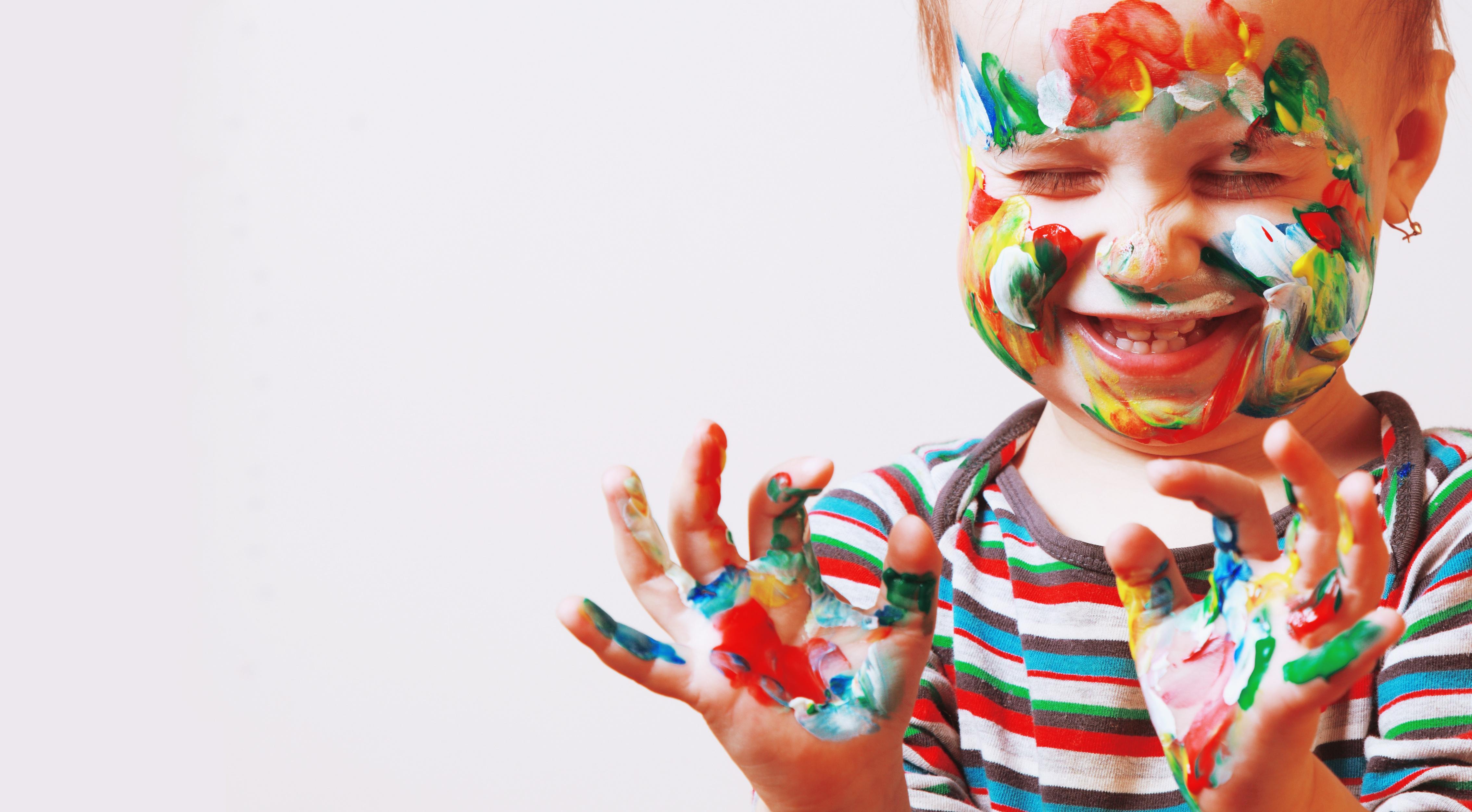 Ανακαλύπτοντας τις τέχνες | Για παιδιά 2-4 ετών