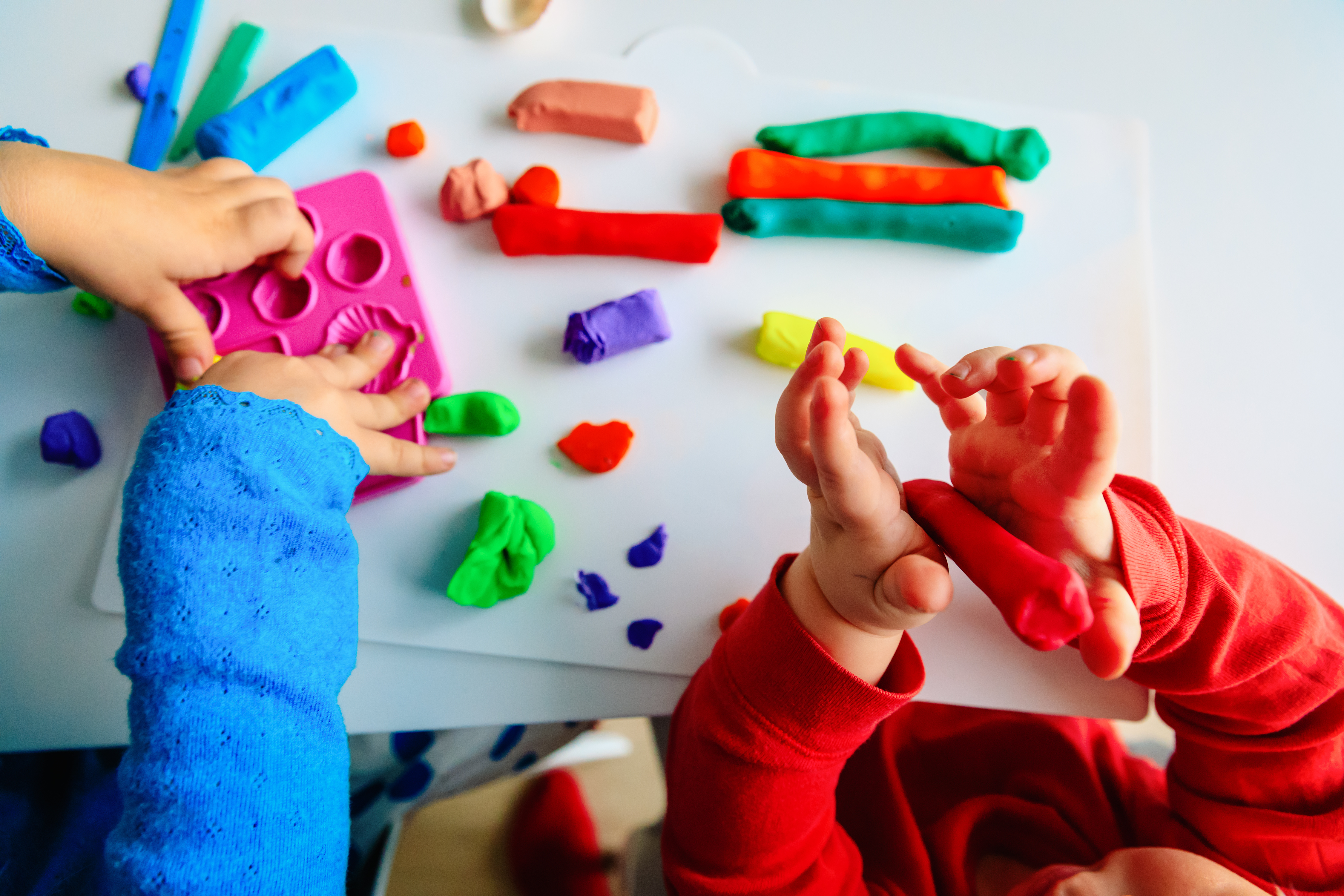 Εξερευνώντας τις αισθήσεις | Για βρέφη 12-24 μηνών
