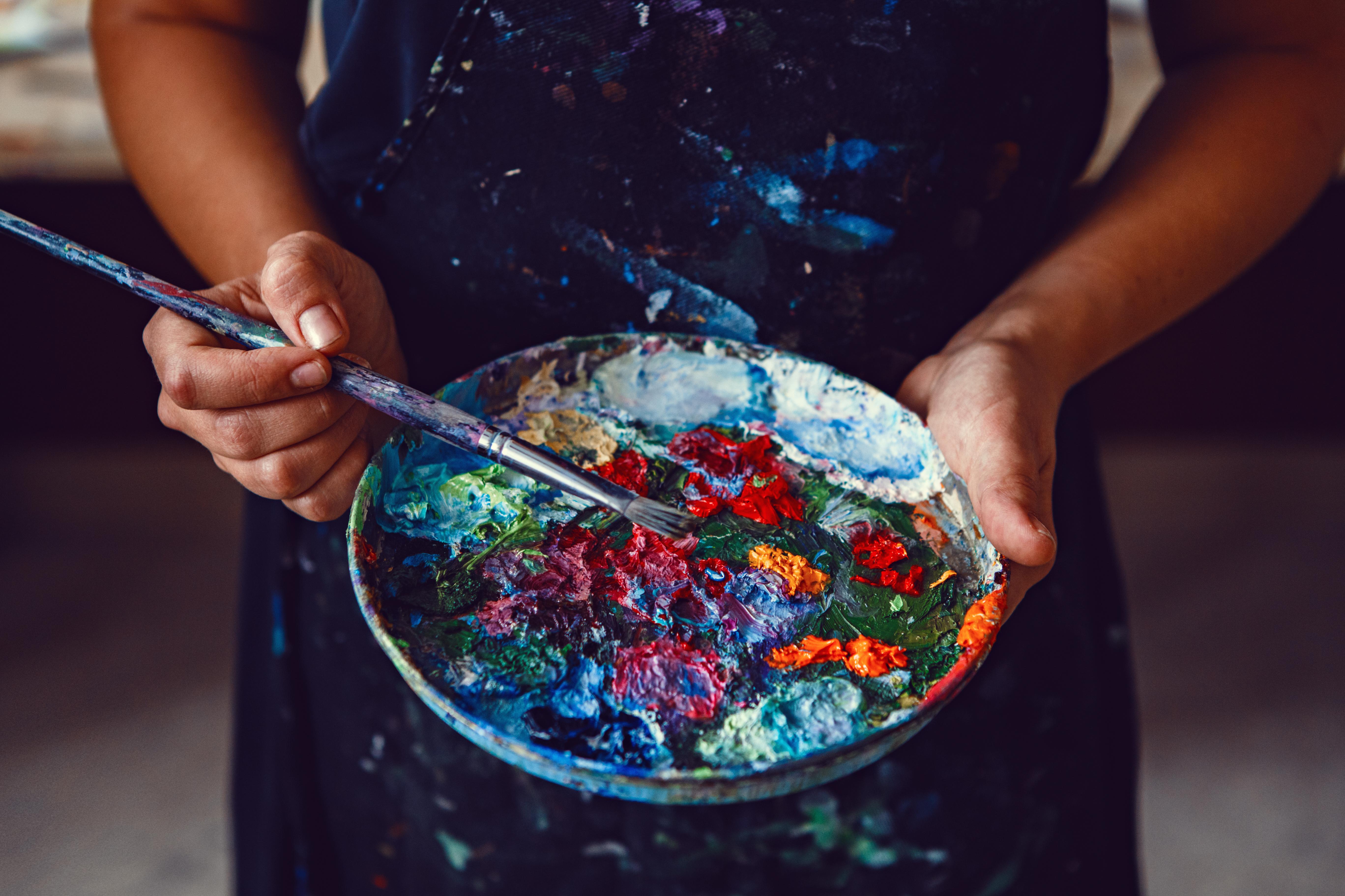 Εργαστήριο Ζωγραφικής | Για Ενήλικες (Β΄ κύκλος)