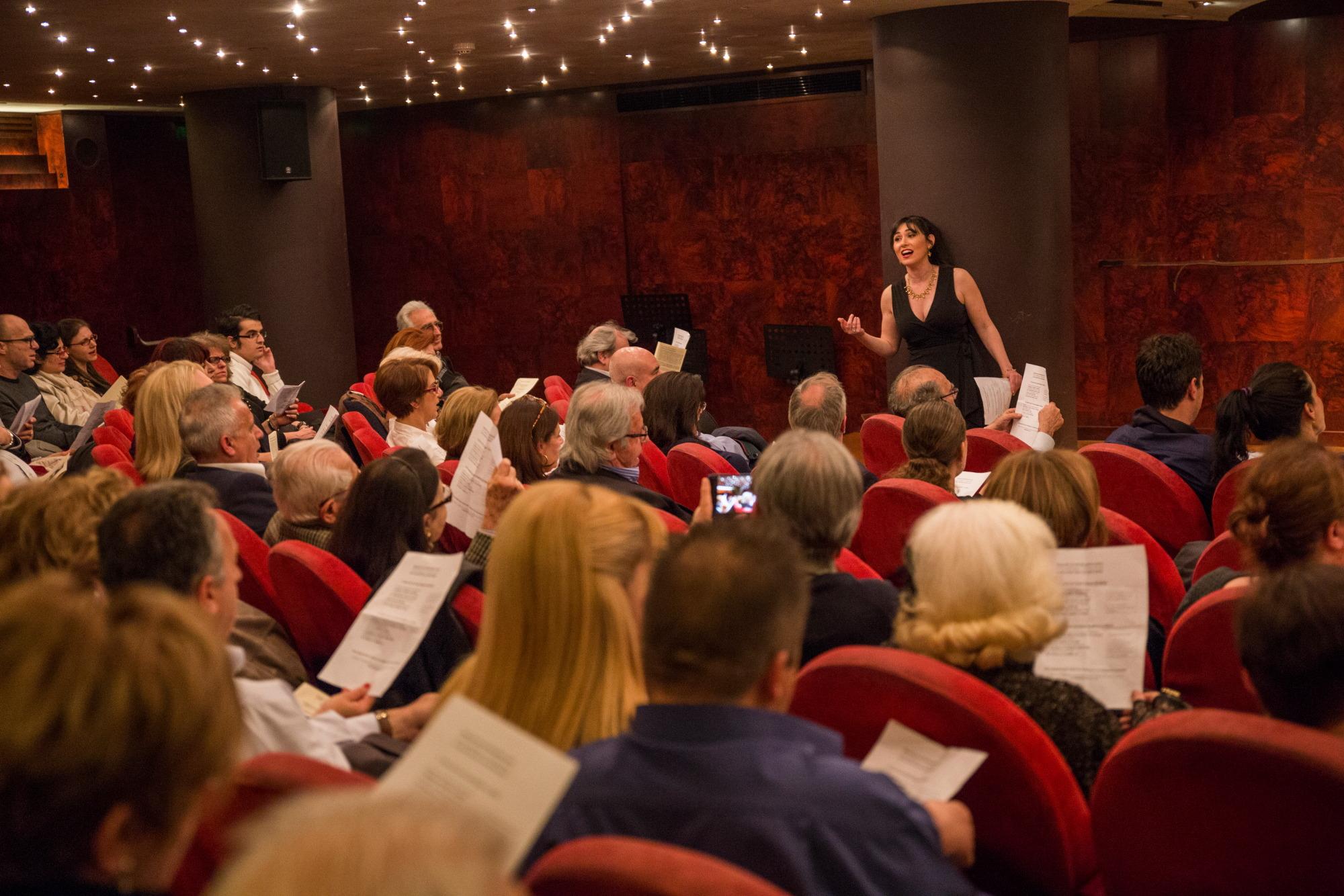 Συμμετοχική Όπερα: Οι Μεγάλες Άριες της Όπερας | Για παιδιά 8-15 ετών και ενήλικες