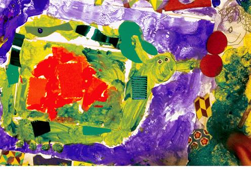 Ταξίδι στη φύση μέσα από την τέχνη | Για παιδιά 4-6 ετών