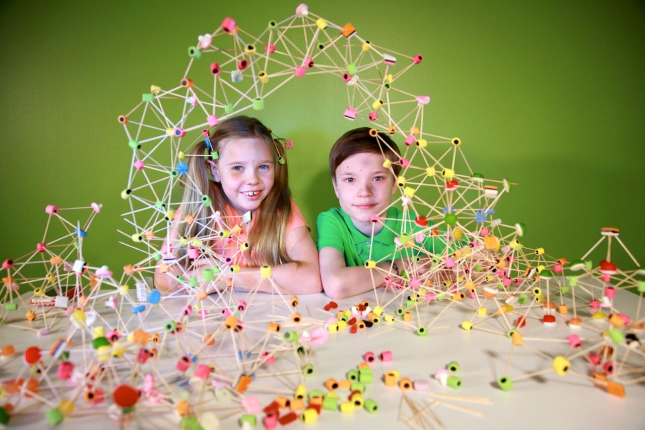 ARKKI Σχολείο αρχιτεκτονικής για παιδιά | Για παιδιά 6-12 ετών