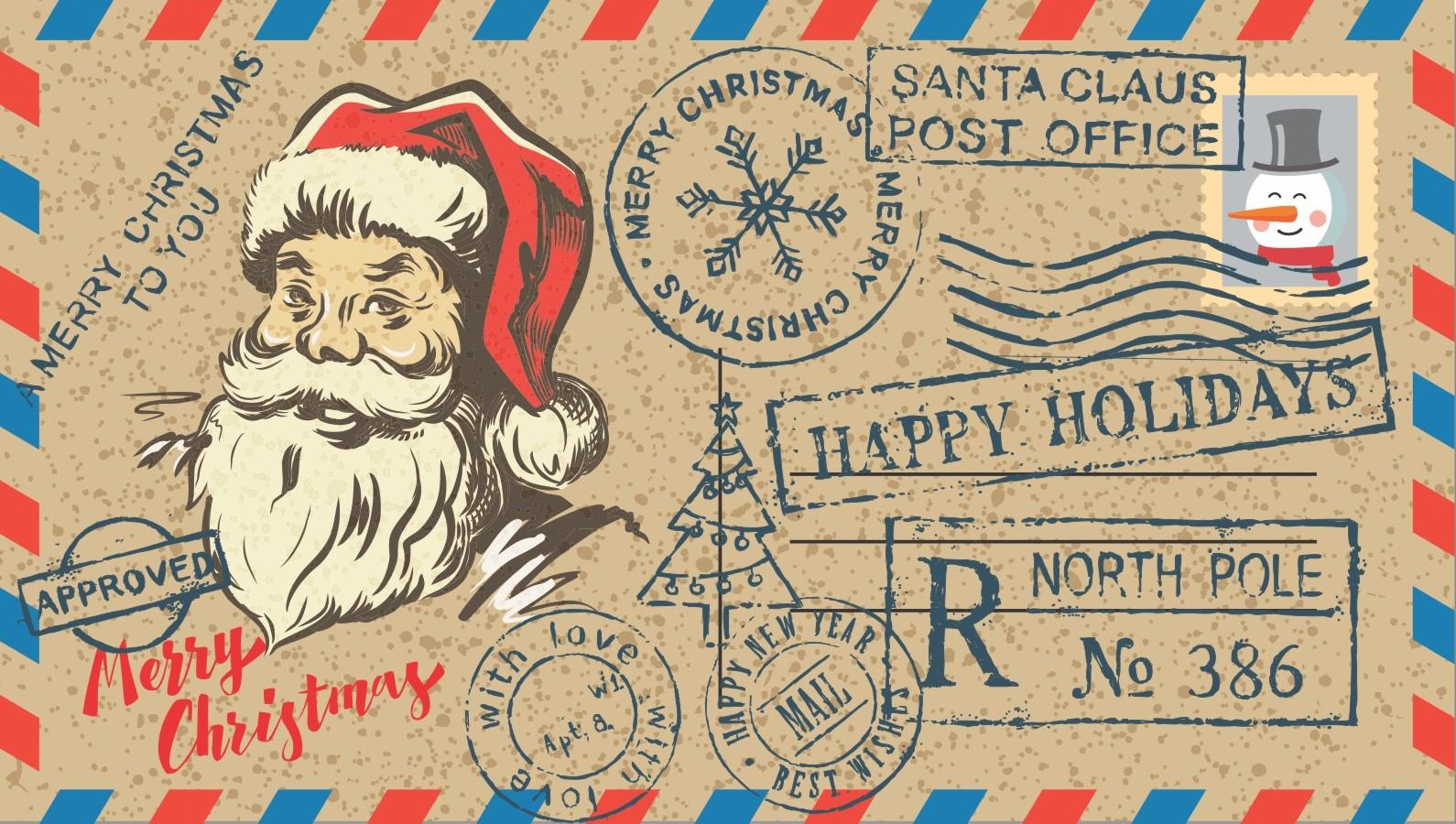 Τα κλεμμένα γράμματα, τα χαμένα αστέρια και ο  Άγιος Βασίλης