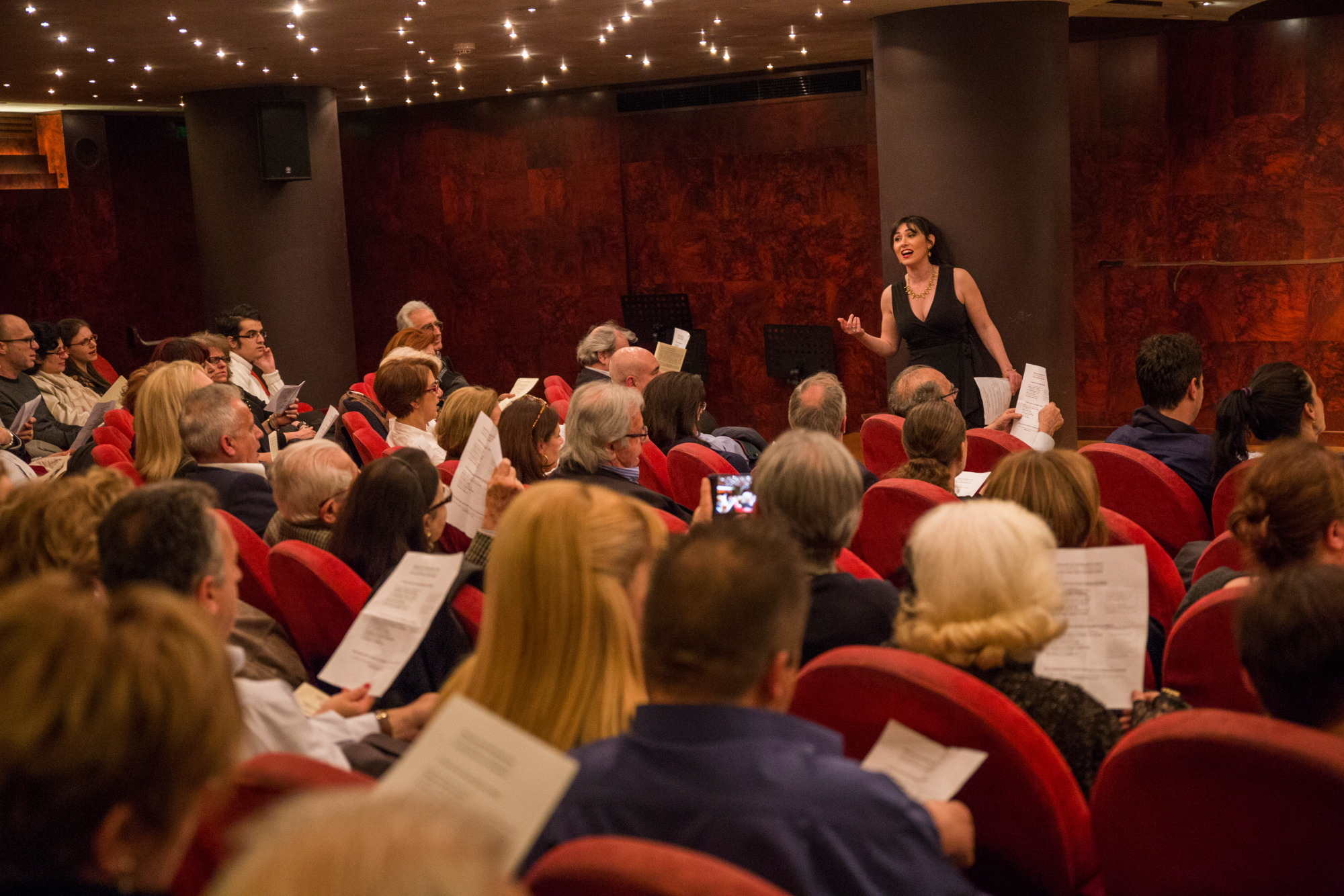 The Grand Opera Arias: The Lyric Gala | The Participatory Opera Celebrates 10 Years!