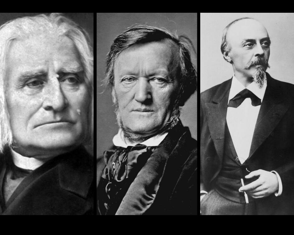 ΚΥΚΛΟΣ ΡΟΜΑΝΤΙΚΗ ΜΟΥΣΙΚΗ | Liszt – Wagner – Bülow: Συσχετισμοί